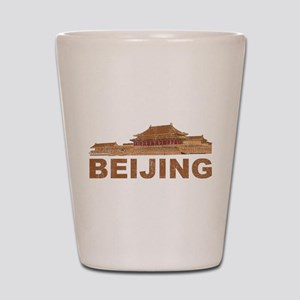 Vintage Beijing Shot Glass