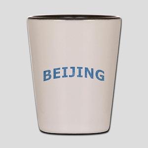 Vintage Beijing Shot Glass