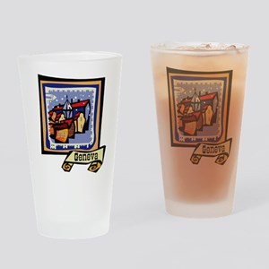 Geneva Pint Glass