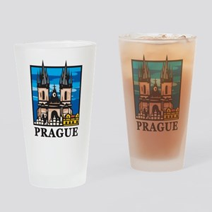 Prague Pint Glass