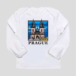 Prague Long Sleeve Infant T-Shirt