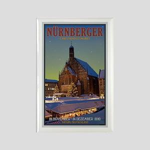 Nürnberg Frauenkirche Rectangle Magnet