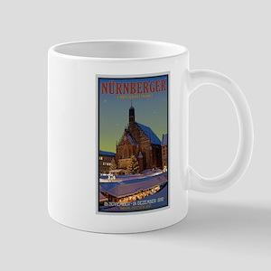 Nürnberg Frauenkirche Mug