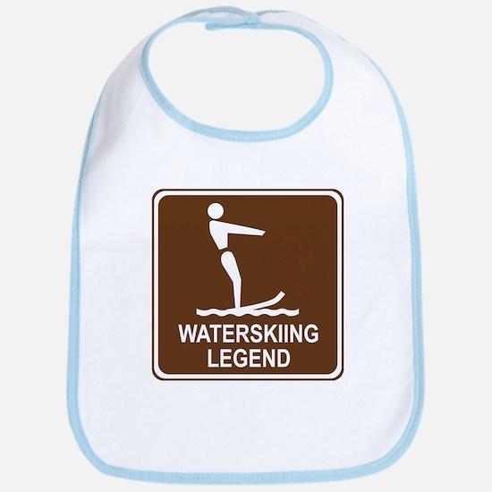 Waterskiing Legend Bib