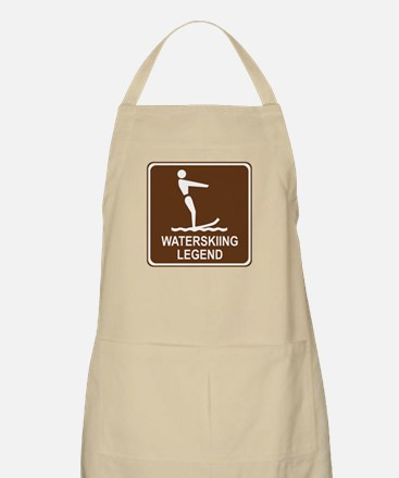 Waterskiing Legend Apron