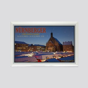 Nürnberg Christkindlmarkt Rectangle Magnet