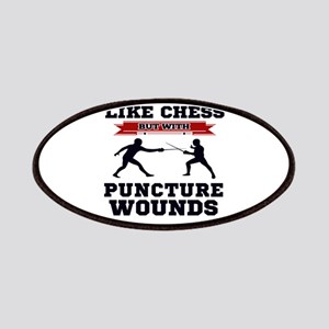 Like Chess But Without Puncture Wounds Patch