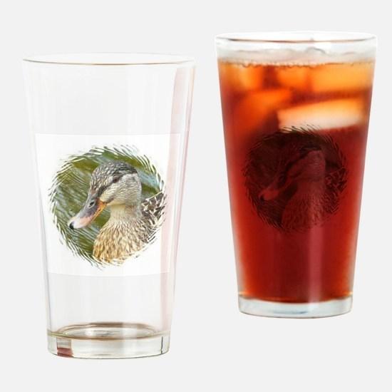 Duck Pint Glass