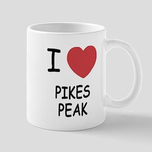 I heart pikes peak Mug