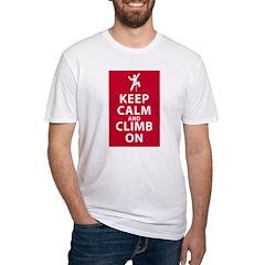 Keep Calm and Climb On Shirt