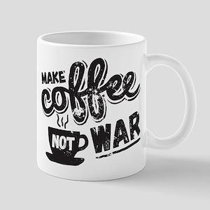 Make Coffee 11 oz Ceramic Mug