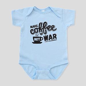 Make Coffee Infant Bodysuit