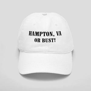 Hampton or Bust! Cap