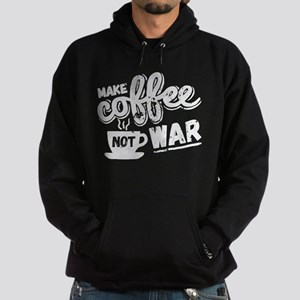 Make Coffee Hoodie (dark)