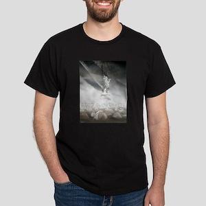 Stop Chemtrails Dark T-Shirt