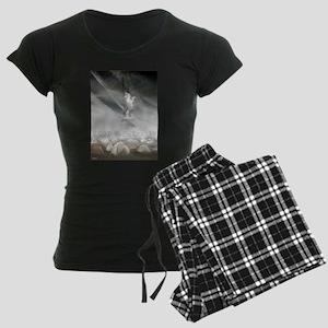 Stop Chemtrails Women's Dark Pajamas