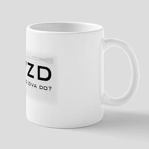 What Would Ziva Do? Mug