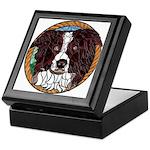 Tam's Redhead Keepsake Box