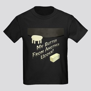 Utter Butter! Kids Dark T-Shirt