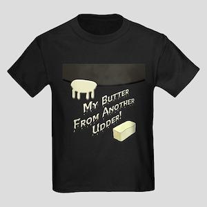 Utter Butter! Kids Dark T-Shirt