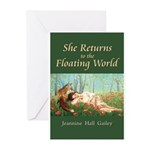 She Returns Greeting Cards (Pk of 10)