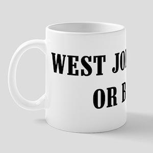 West Jordan or Bust! Mug