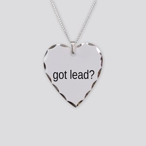 got lead Necklace Heart Charm