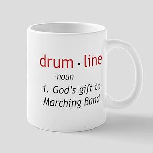 Definition of Drumline Mug
