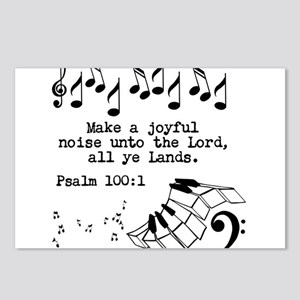 PRAISE Postcards (Package of 8)