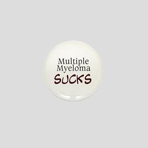 Multiple Myeloma Sucks Mini Button