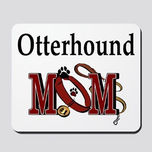 Otterhound Mom Mousepad