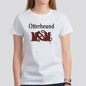 Otterhound Mom Women's T-Shirt