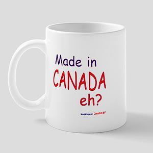 Canadian Eh? Mug