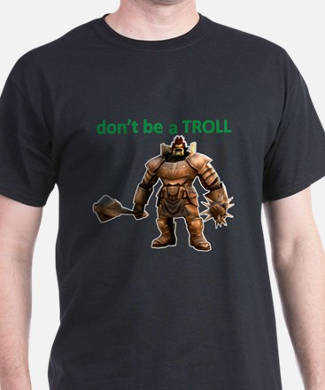 Front ORC Back DRAGON T-Shirt