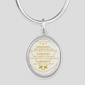 Epeeists - Foilists - Saberist Necklaces