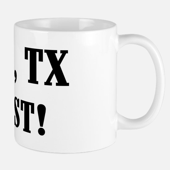 Tyler or Bust! Mug