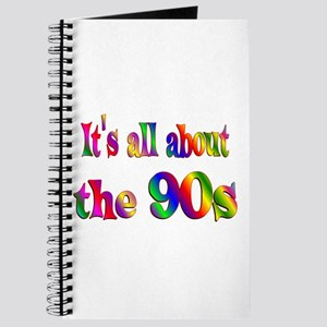 All About 90s Journal