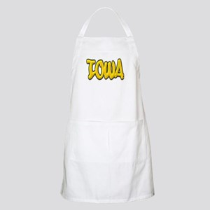Iowa Graffiti Apron