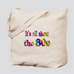 All About 80s Tote Bag