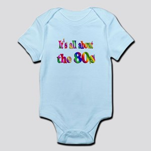 All About 80s Infant Bodysuit