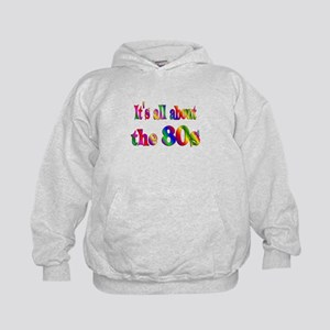 All About 80s Kids Hoodie