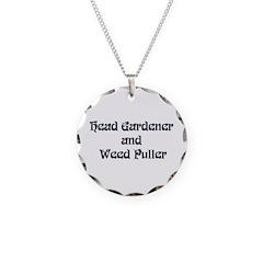 Head Gardener Necklace