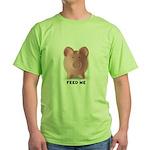 Feed Me Green T-Shirt