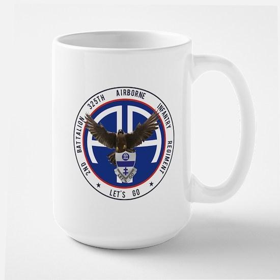 2nd / 325th AIR Large Mug
