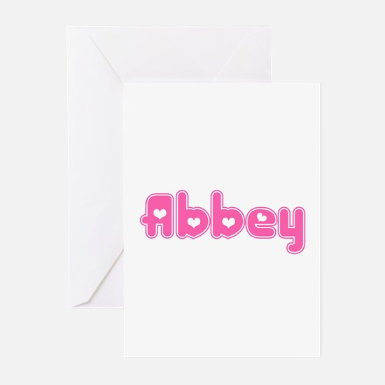 """""""Abbey"""" Greeting Cards (Pk of 10)"""