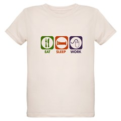 Eat. Sleep. Work. T-Shirt