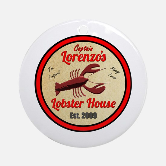 Lobster House 1- Ornament (Round)