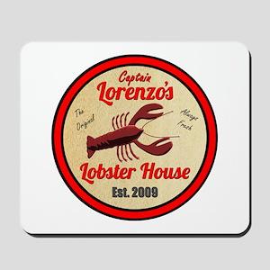 Lobster House 1- Mousepad