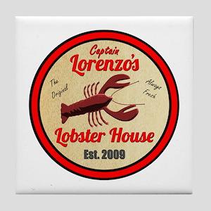 Lobster House 1- Tile Coaster