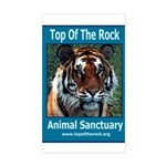 Top of the Rock Rectangle Sticker